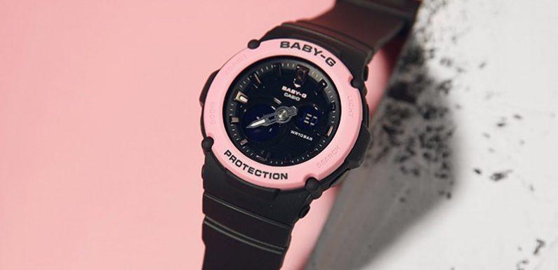 Điểm danh một vài mẫu đồng hồ   Baby-G cho cô nàng năng động, đầy cá tính
