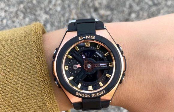 """Top 5 mẫu đồng hồ Casio Baby-G mặt   kim loại đúng chuẩn """"hịn"""", đeo lên như con nhà người ta"""