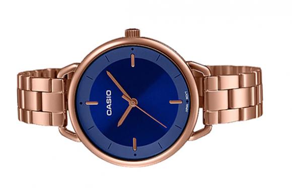 Điều gì làm nên dấu ấn của đồng hồ   Casio nữ LTP-E413PG-2ADF?
